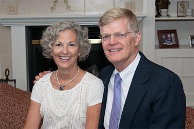 John O'Neill and Deborah O'Neill
