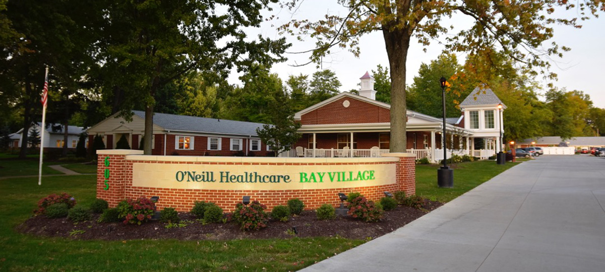 O'Neill Healthcare Bay Village front sign