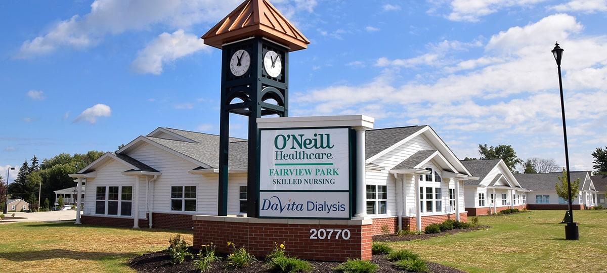 O'Neill Healthcare Fairview Park